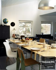 chair floor matt vitra panton chair weiss white stuhl design vitra ambiente kitchen kueche