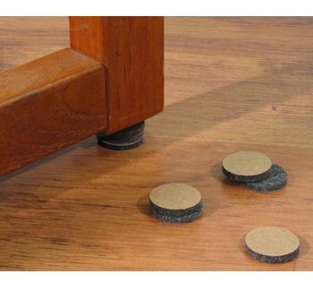 chair glides for tile floors