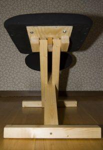 chair pad ikea balansstol