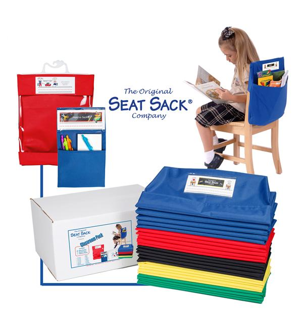 chair pockets for classrooms