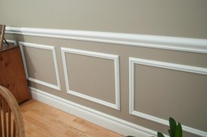chair rail moulding shocking chair rail molding decorating ideas for hall traditional design ideas with shocking chair rail molding