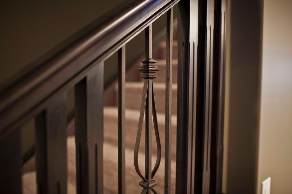 chair railing designs