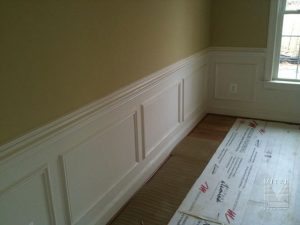 chair rails designs shadowboxwainscoting