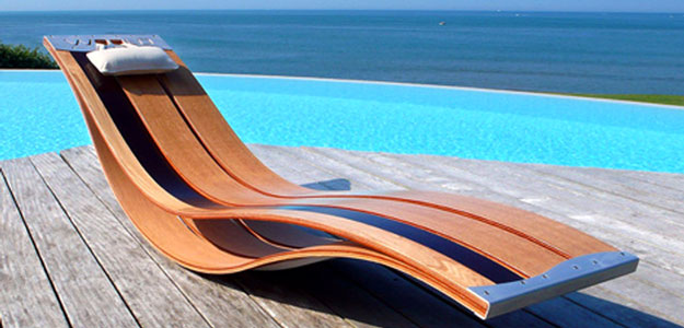 chaise lounge chair outdoor