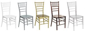 chiavari chair rentals chiavari chair rentals