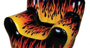 childrens beach chair flame chair inflatable p