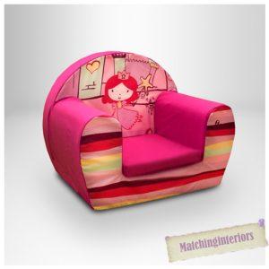 childrens foam chair fcs tone princess