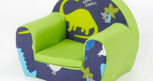 childrens foam chair fcs dino