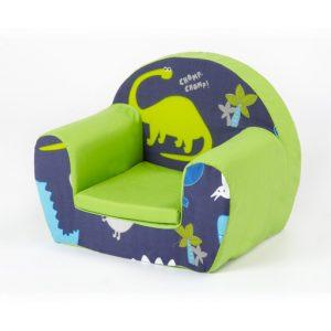 childrens foam chair fcs dino