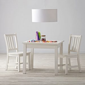 childrens table and chair sets play table and chairs white