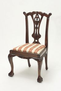 chippendale dining chair cc large