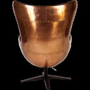 chocolate chair menu copper avaiator egg chair