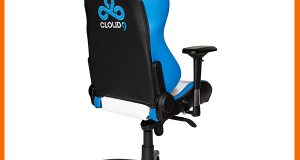 cloud gaming chair cloud pro back side