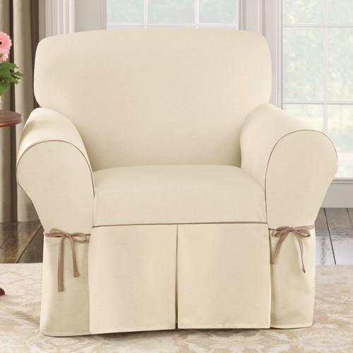 club chair slipcover
