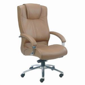 comfortable desk chair comfortable brown leather home office seating