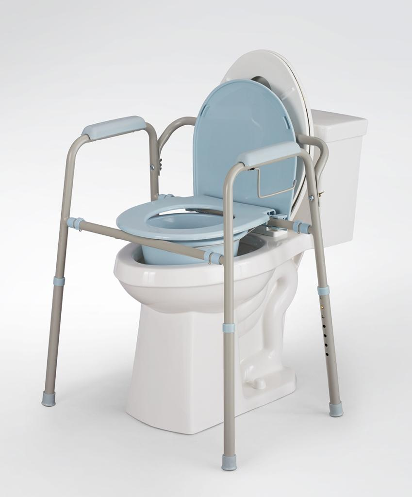Commode Chair Over Toilet | bangkokfoodietour.com
