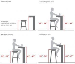 countertop height high chair counter height bar stool