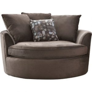 cuddler barrel chair red barrel studio roquefort cuddler barrel chair