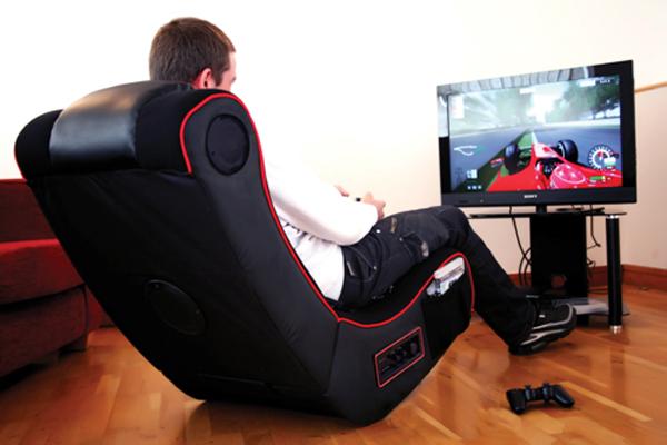 custom gamer chair