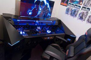 custom gamer chair project alternate