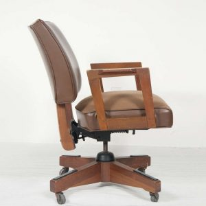 desk chair wheels midcentryofficechair detail l
