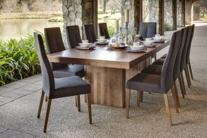 dining chair dimensions launceston dining normal height