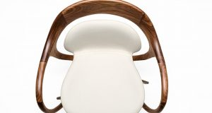 dining chair with arm armchair norah top view giorgetti