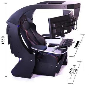 diy gaming chair j gaming computer workstation dimensions in millimeters