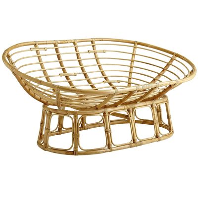 double papasan chair frame