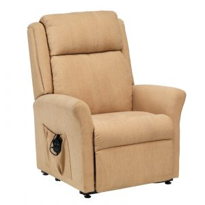 double recliner chair memphis dual motor riser recliner chair biscuit