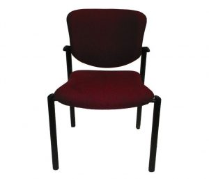 drafting chair with arms x towidth haworth improv h no arms guest chair maroon
