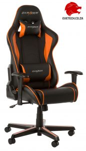 dx gaming chair dxracer formula series gaming chair orange oh fl no