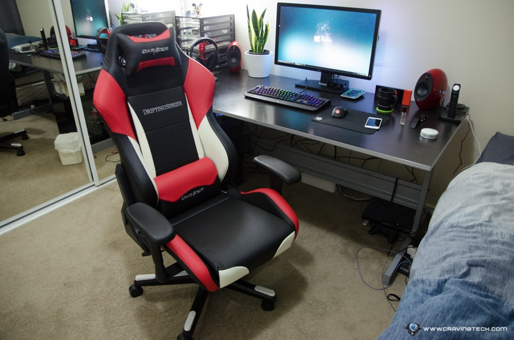 dxracer chair review