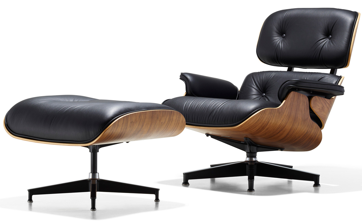 eames chair and ottoman eames lounge chair ottoman charles and ray eames herman miller