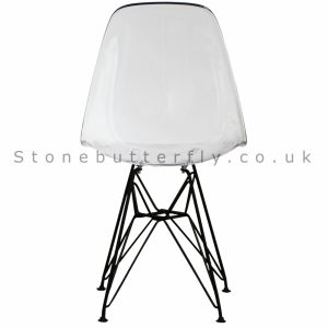 eames chair knock offs b legs clear back, x