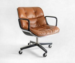 eames executive chair modern office chairs