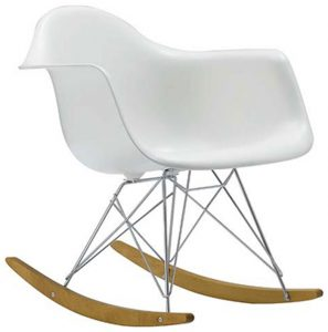 eames rocking chair efw dc