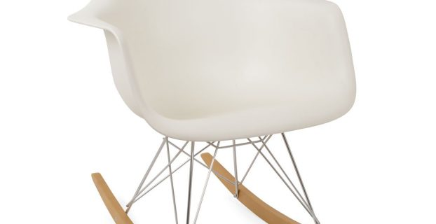 eames rocking chair mg