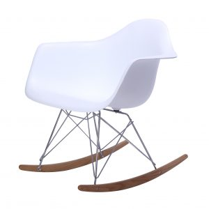 eames rocking chair replica eames rar rocking chair white