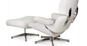 eames style lounge chair eames lounge chair whitewood white x
