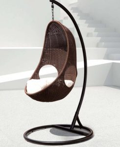 egg chair swings cozy egg swing chair