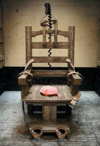 electric chair execution electric chair amazing fact