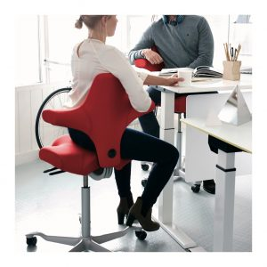 ergo depot capisco chair capisco red inspace people