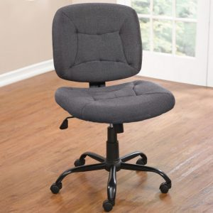 ergonomic chair cushion gray fabric upholstered office chair with black iron legs and caster wheels with office chairs also heavy duty desk chair x