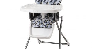 evenflo high chair compact fold high chair