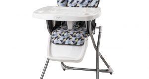 evenflo high chair compact fold high chair