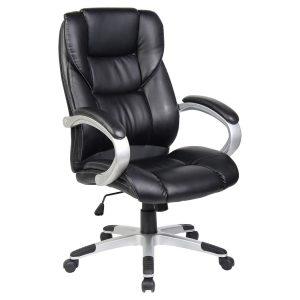 executive office chair chair black pic