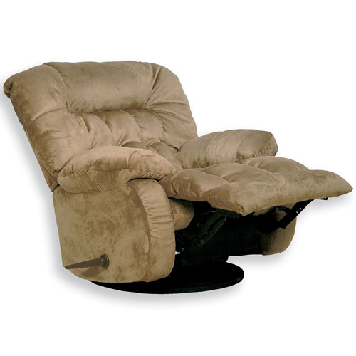 fabric rocker chair