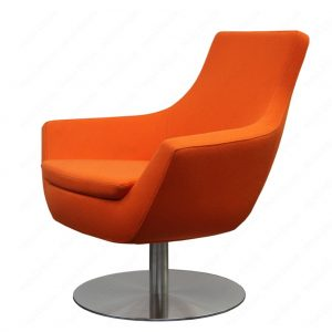 fabric rocker chair interior orange fabric swivel arm chair with back also silver steel base placed on the white floor swivel armchairs for living room x