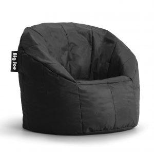 faux fur bean bag chair bj milano stretch limo black no model